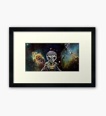 Zedd Centauri Framed Print
