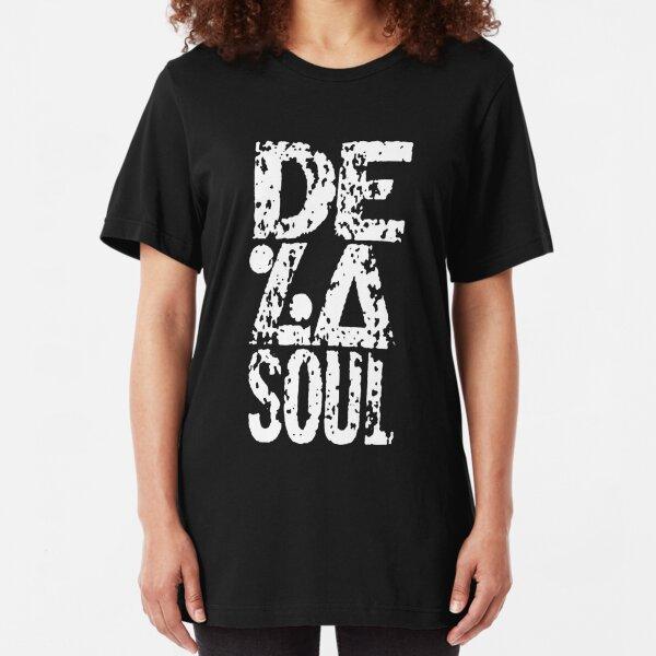 De la soul is dead Slim Fit T-Shirt