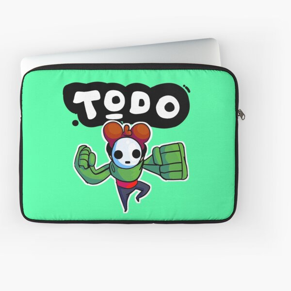 TODO Laptop Sleeve