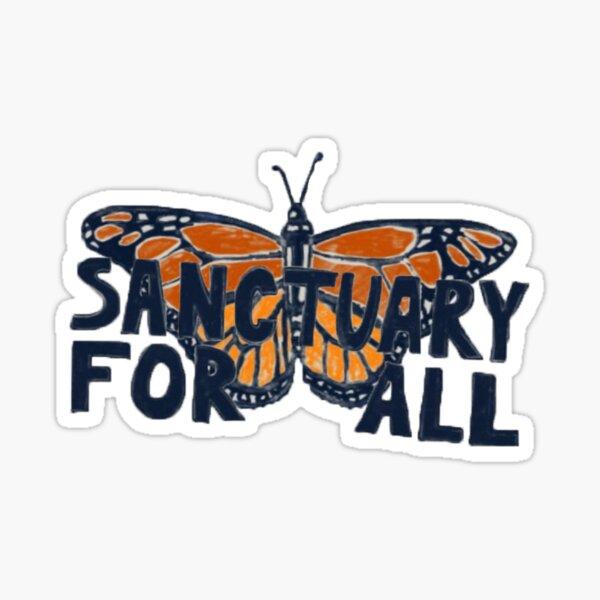 Sanctuary For All Sticker