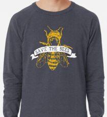 Save The Bees! (Dark) Lightweight Sweatshirt