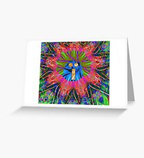 Tripping  Greeting Card