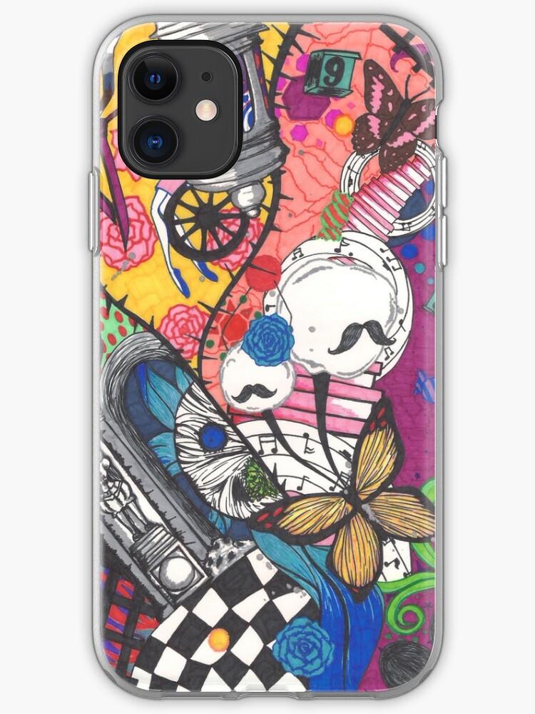 Madoka Magica Chibi iphone 11 case