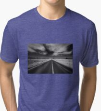 Road to the valley  Tri-blend T-Shirt