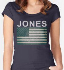 Vote Doug Jones for Alabama Senate  Women's Fitted Scoop T-Shirt