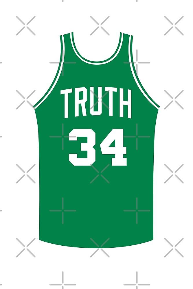 Truth Jersey Script 2 by SaturdayAC