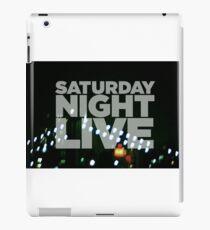 Saturday Night Live Shirt iPad Case/Skin
