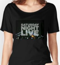Saturday Night Live Shirt Women's Relaxed Fit T-Shirt