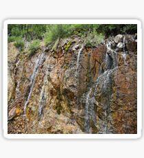 Rocky Falls Sticker