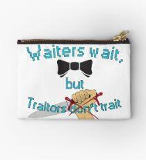 Waiter - Traitor Studio Pouch