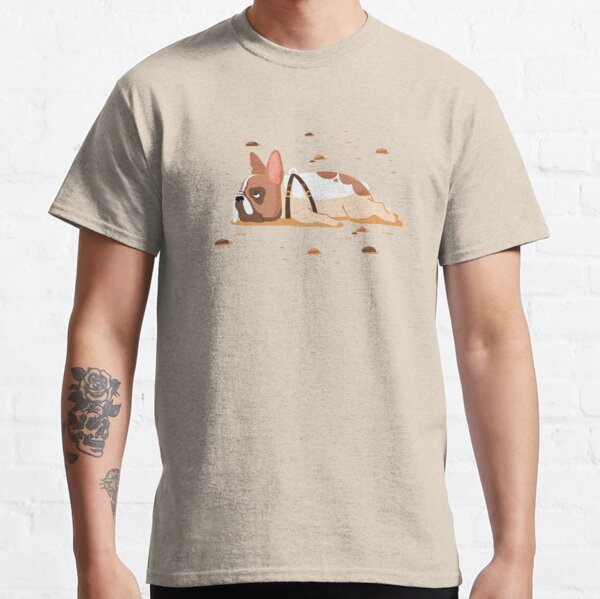 French Bulldog Walking Classic T-Shirt