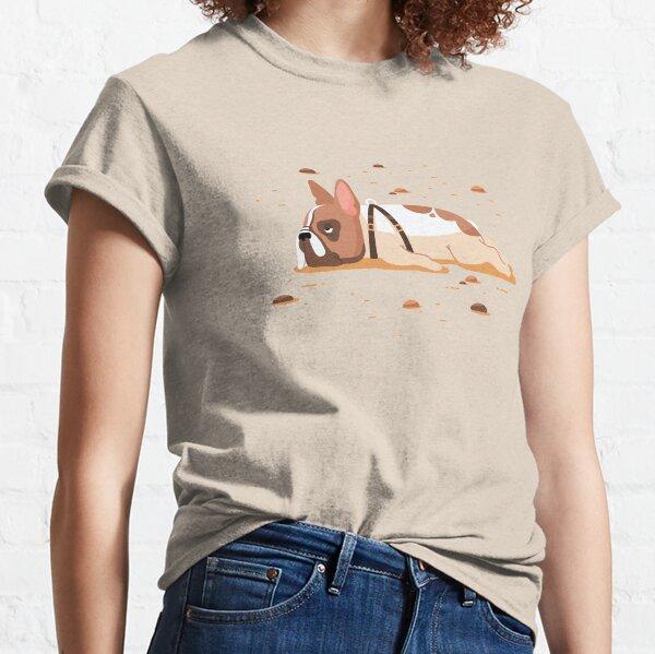 French Bulldog Walking Classic T-Shirt