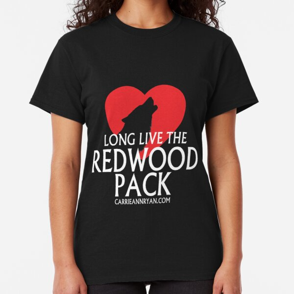 Long Live The Redwood Pack! (DARK) Classic T-Shirt