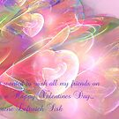happy valentines day to all my friends by LoreLeft27