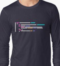 Code #1 Long Sleeve T-Shirt