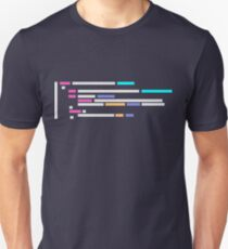 Code #1 Unisex T-Shirt