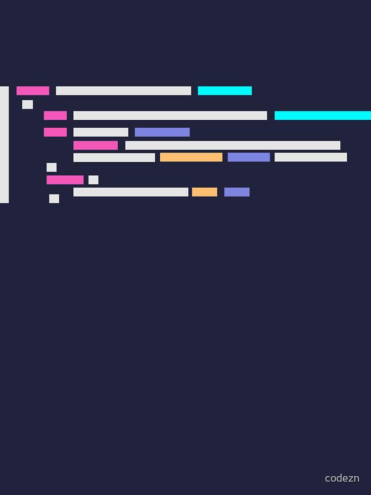Code #1 by codezn