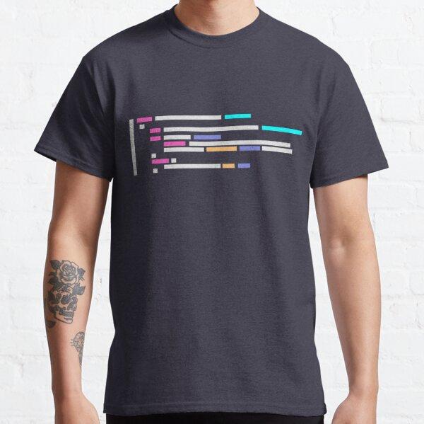 Código # 1 Camiseta clásica