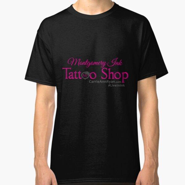 Montgomery Ink Tattoo Shop Classic T-Shirt