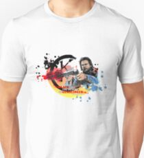 'The Dark Tower' - Roland Deschain 'Opening Line' v1 Unisex T-Shirt