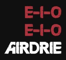 E-I-O E-I-O Airdrie