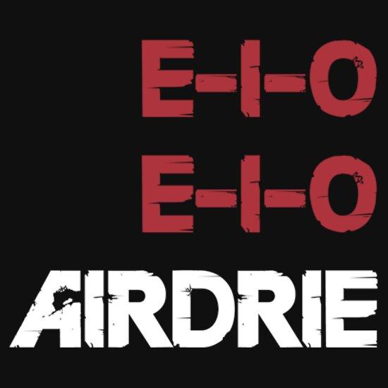 TShirtGifter presents: E-I-O E-I-O Airdrie