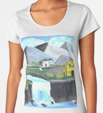 Oko's Sugar Plantation............ Women's Premium T-Shirt