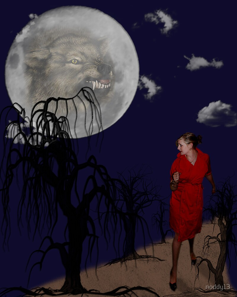 little red riding hood by noddy13