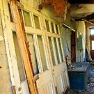 Gladesville Asylum - Doors to the Future by Bev Woodman