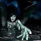 RoxyLust: the Gothic Temptress by navybrat
