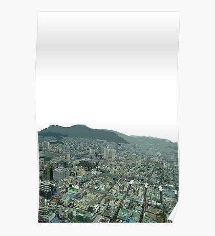 Busan view Poster