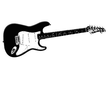 GUITAR S by thatstickerguy