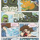 New Hawk & Croc page 58 by psychoandy