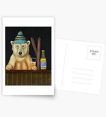 Polar Beer Postcards