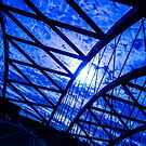 The Blue Bridge by Jason Lee Jodoin