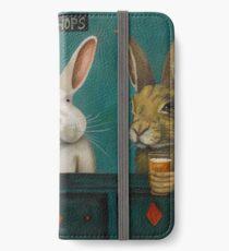Bar Hopping iPhone Wallet/Case/Skin