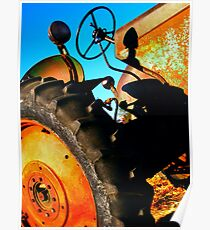 Cropped Cropper Poster