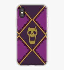 JoJo Diamond is Unbreakable Kira Yoshikage iPhone Case