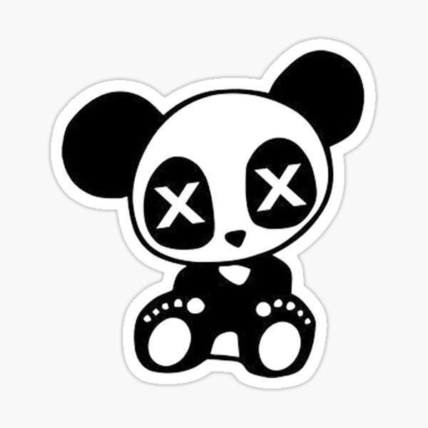 JDM Panda Sticker