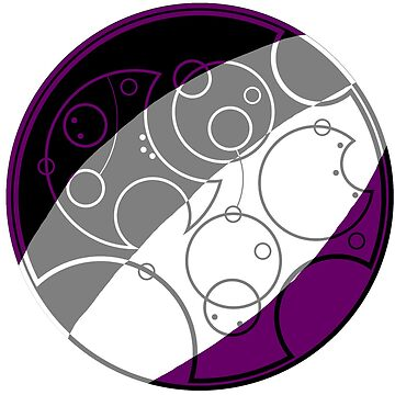 You Are Not Broken -- Circular Gallifreyan by FireLemur