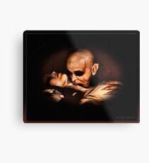 Nosferatu - The Vampire Metal Print
