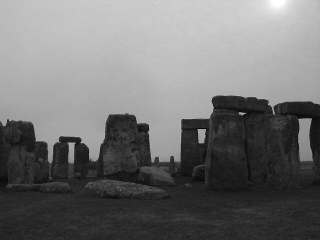 Stonehenge by Talia Knight