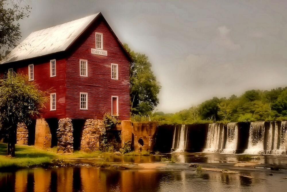 ~Starr's Mill~ by kwelborn