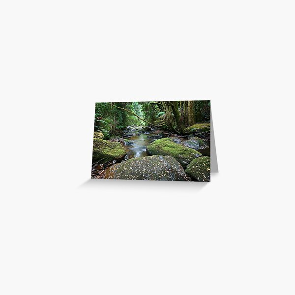 Nelson  River Greeting Card