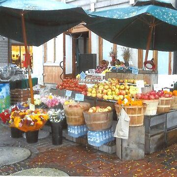 Boston Market by RobynLee
