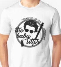 Camiseta unisex Cosas extrañas - The Babysitter