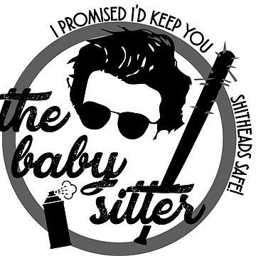 Stranger Things - The Babysitter by KisArt