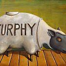 Furphy Yarn by tank