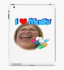 I Love You Molly iPad Case/Skin