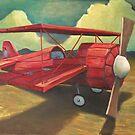 Flight by tank
